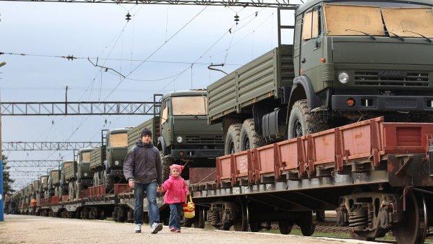 NAVO: Rusland kan Oekraïne binnen vijf dagen innemen