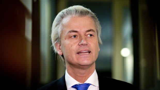Geert Wilders noemt vertrek vertrouweling 'vervelend'