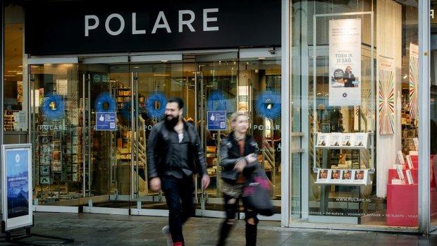 Verkoop Polare-winkels levert paar miljoen op