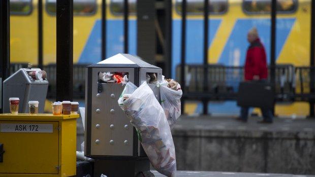 Vanaf donderdag  weer schone treinen