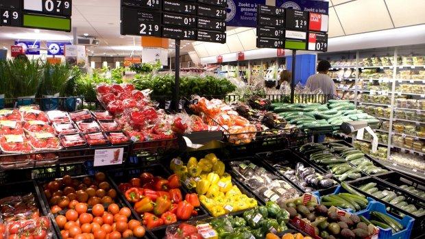 Maaltijd van de toekomst: minder vlees, meer groenten
