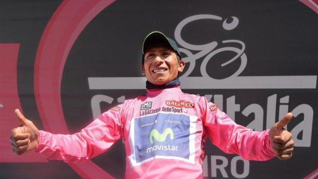 Quintana wint Giro, Kelderman zevende