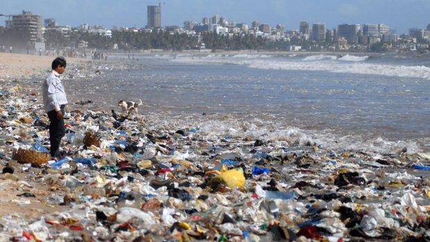 Toekomstbeeld 2050: meer plastic afval dan vis in zee