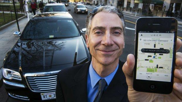 Uber-app: wat is het nou eigenlijk?