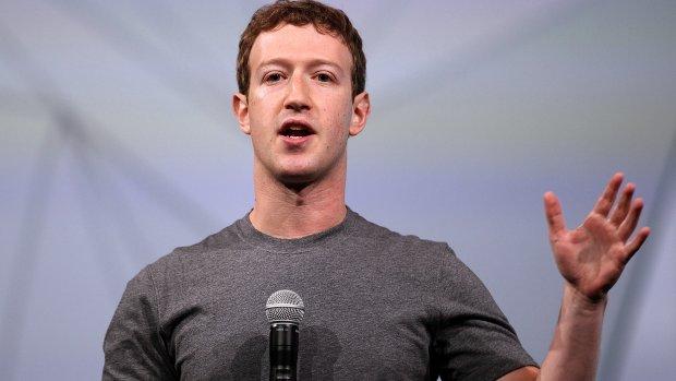 Facebook: daling in Europa komt alleen door privacywet