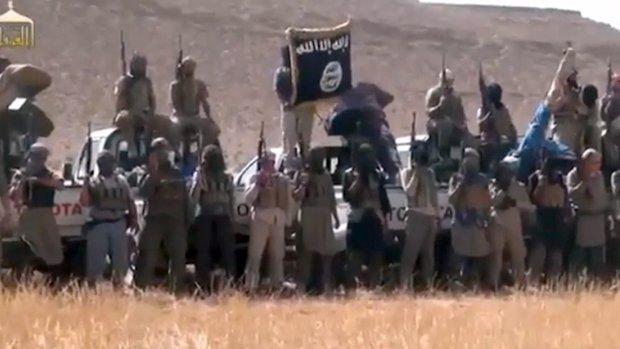 ISIS rukt op; meer kans op aanslagen in het Westen