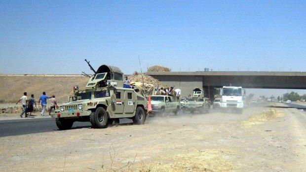 'Irak vroeg VS vergeefs om luchtsteun tegen ISIS'