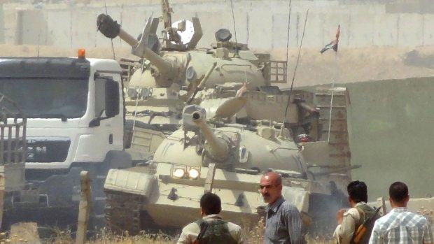 Moet de VS niet ingrijpen in Irak? Vijf vragen