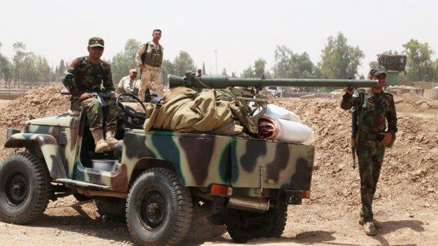 'Koerden veroveren oliestad Kirkuk'