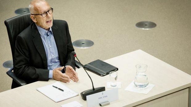 'Oud-Vestia-bestuurder Staal irriteert commissie'