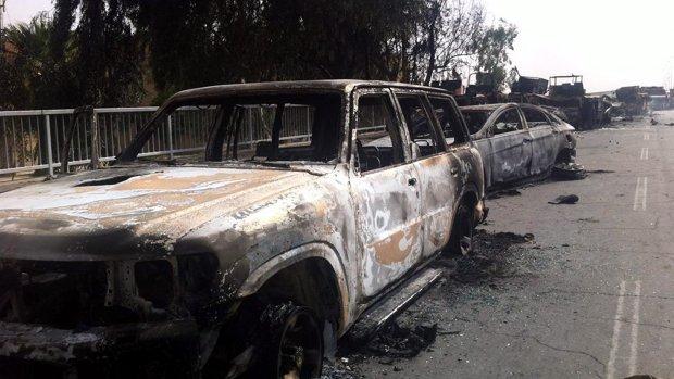 VN: ISIS geen bedreiging voor Bagdad