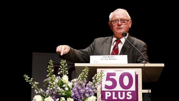 50PLUS eist zetel van 'despoot' Klein