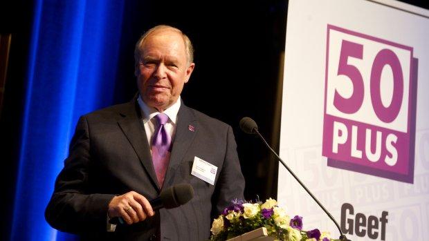 50PLUS-voorzitter haalt uit naar Norbert Klein