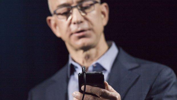 Amazon volgt Apple en schiet door magische grens van 1 biljoen aan beurswaarde