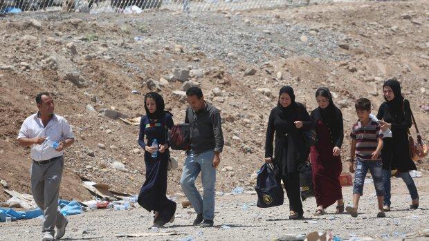 Irak vraagt VS om luchtaanvallen op ISIS