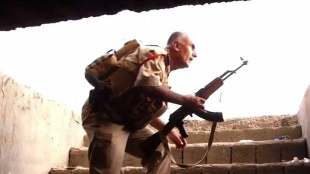 ISIS neemt BBC-ploeg onder vuur in Irak