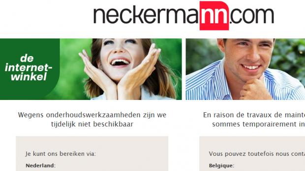 Postorderbedrijf Neckermann failliet