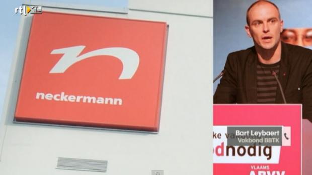'Faillissement Neckermann voorgekookt'