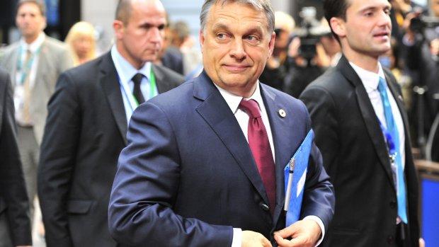 Premier Hongarije: Door vluchtelingen zijn Europeanen straks in de minderheid