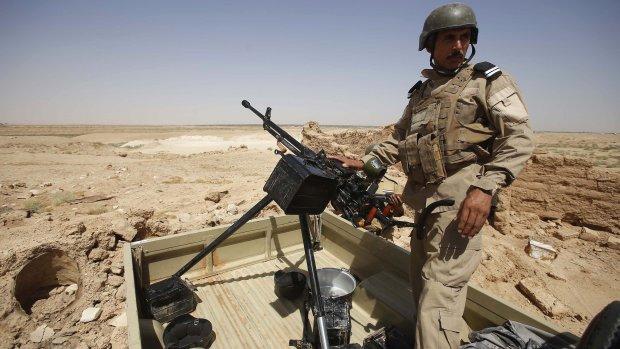 Meer dan 2400 Irakezen gedood in juni