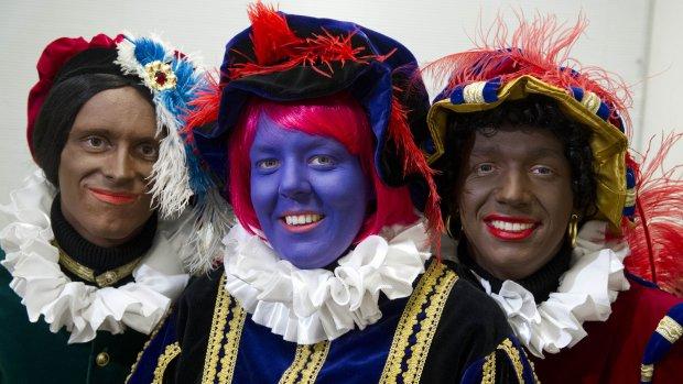 Hindoeleider VS: Verbied Zwarte Piet
