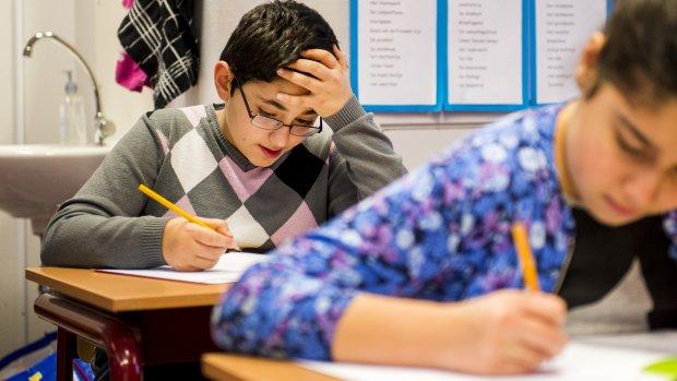 Cito-toets: School met oudere meester scoort beter