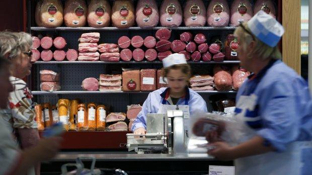 Verkoop vlees ingezakt na berichten over kankerverwekkendheid