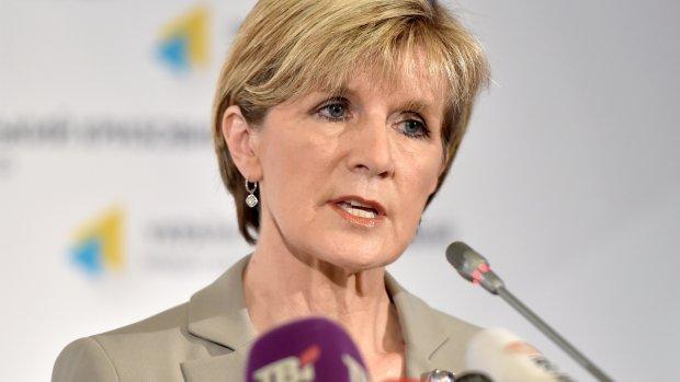 Australische minister van Buitenlandse Zaken stapt op