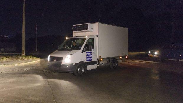Vondsten MH17 aangekomen in Charkov