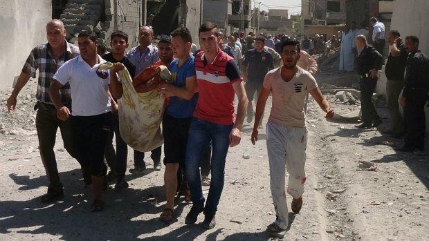 Veiligheidsraad: Lijden Irak verlichten