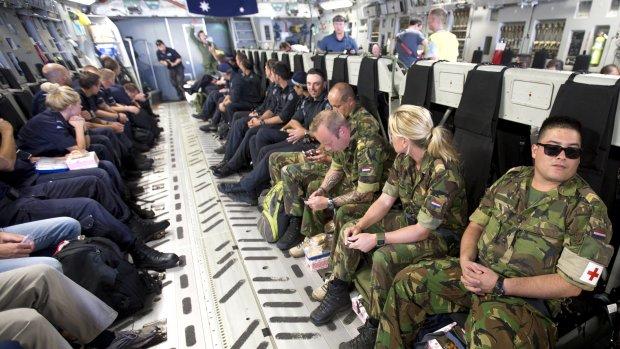 Groep onderzoekers MH17 terug