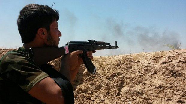 'Amerikanen bewapenen Koerden in Irak'