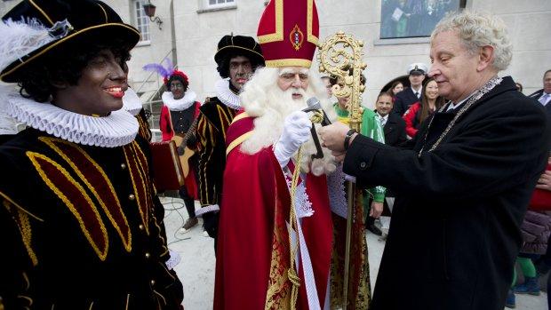 Amsterdam verandert uiterlijk Zwarte Piet in vier jaar
