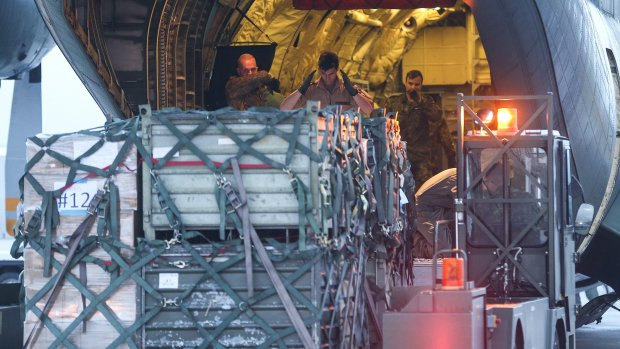 Duitse hulp aan Irak vertraagd: papieren niet in orde