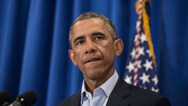 Obama benadrukt: zeker geen grondoorlog in Irak