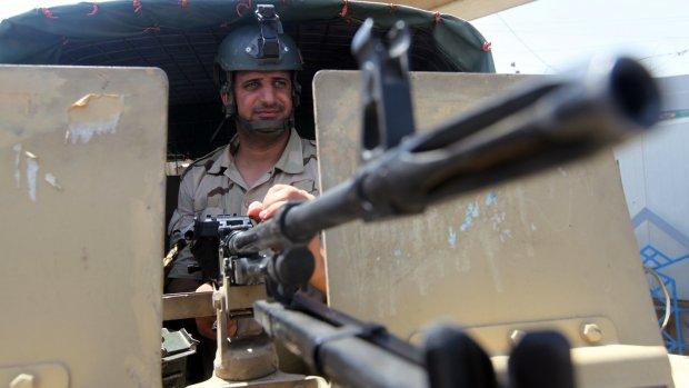 Aanslag op Iraakse geheime dienst in Bagdad