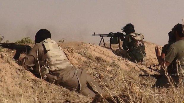 'IS schiet Syrisch gevechtsvliegtuig uit de lucht'