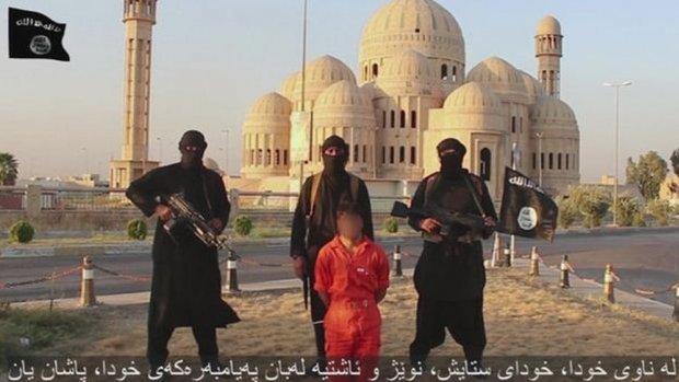 IS publiceert weer video onthoofding