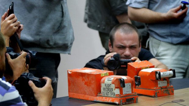 Rusland eist publicatie vluchtgegevens MH17