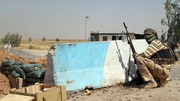 IS verjaagd: afslachting voorkomen