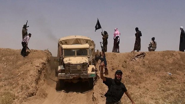 'Yezidi's in horrorgevangenis Mosul'