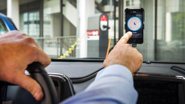 Geen Uber-taxi's in Duitsland