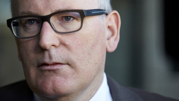 Is Timmermans de onderkoning van Brussel?