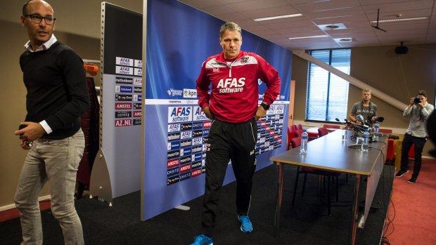 Van Basten ziet zichzelf nooit meer hoofdtrainer worden