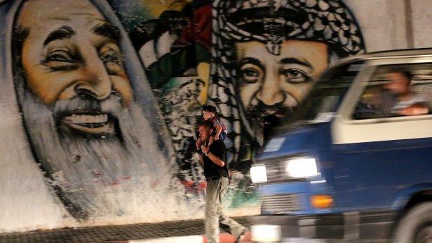 Eerste granaat op Israël sinds bestand
