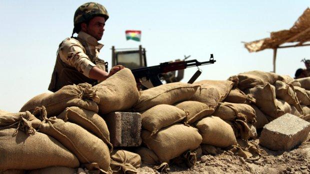 Koerden roepen wereld op hen te helpen