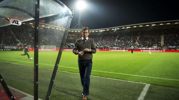 Pastoor: Van Basten is vol ongeloof
