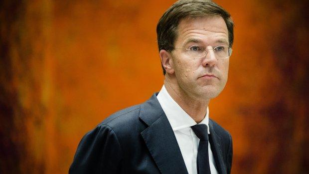 Rutte: Nog steeds woedend over dwarsbomen onderzoek MH17