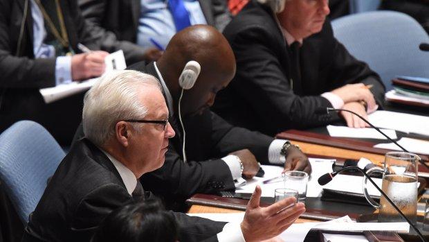 Rusland wil speciale VN-gezant voor MH17