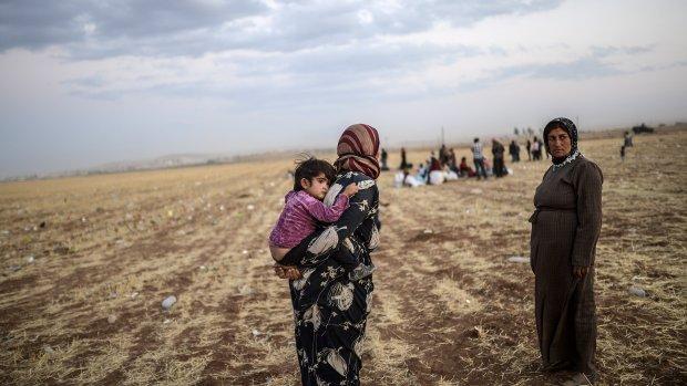 Rode Kruis: luchtaanvallen maken crisis erger